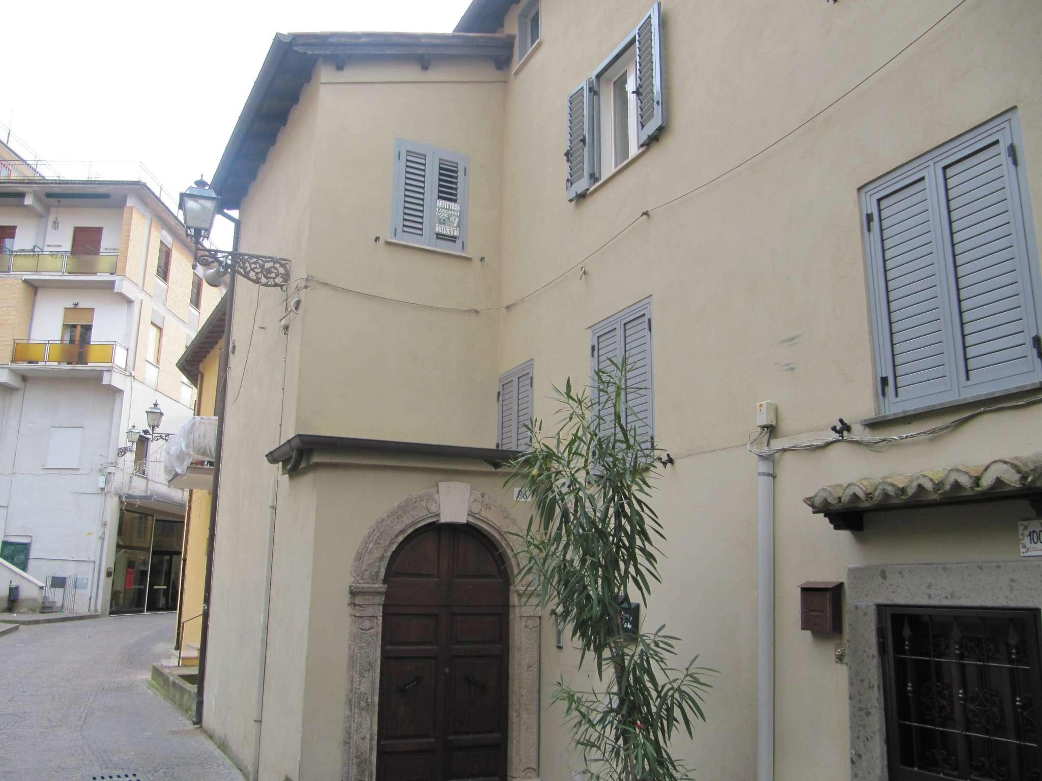 Appartamento in affitto a Paliano, 9999 locali, prezzo € 350 | Cambio Casa.it