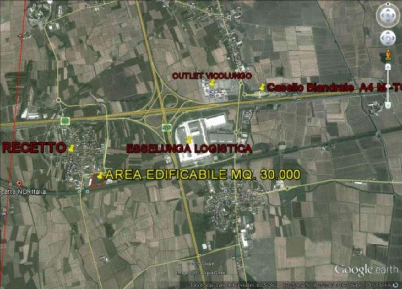 Terreno Edificabile Artigianale in vendita a Recetto, 9999 locali, Trattative riservate | Cambio Casa.it