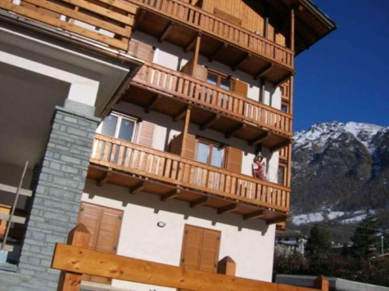 Appartamento in vendita a Etroubles, 3 locali, prezzo € 225.000 | CambioCasa.it