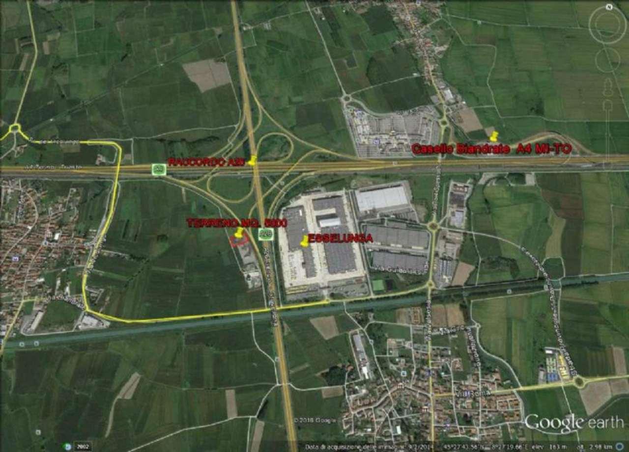 Terreno Edificabile Artigianale in vendita a Biandrate, 9999 locali, Trattative riservate | Cambio Casa.it