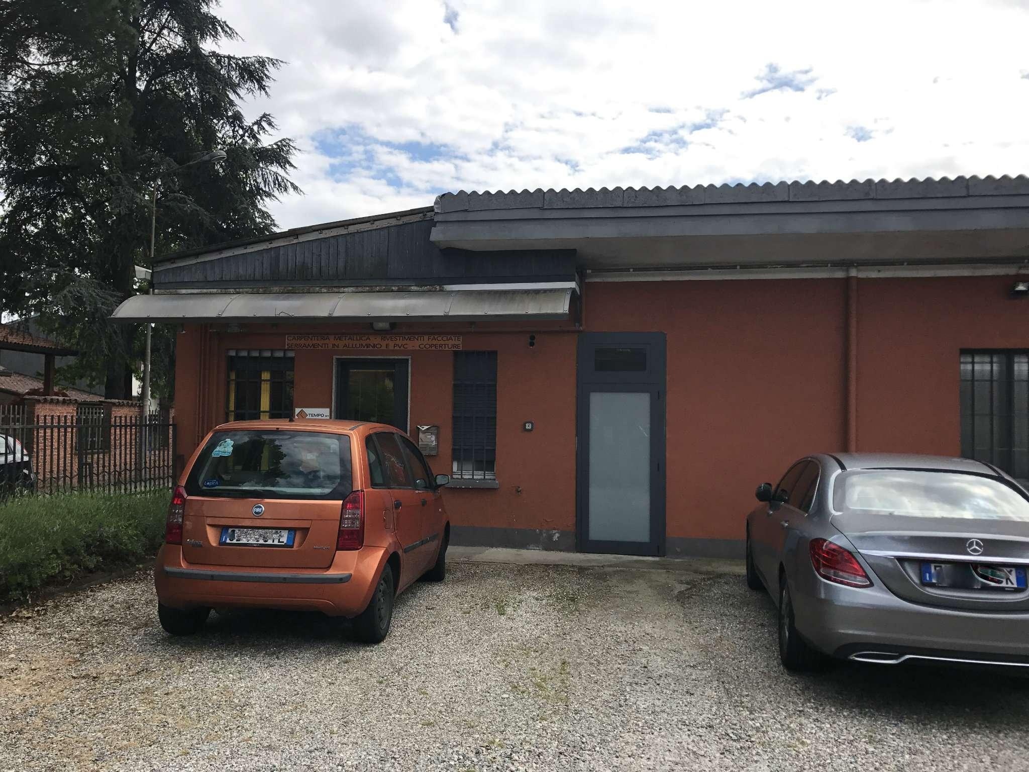 Capannone in Affitto a San Pietro Mosezzo
