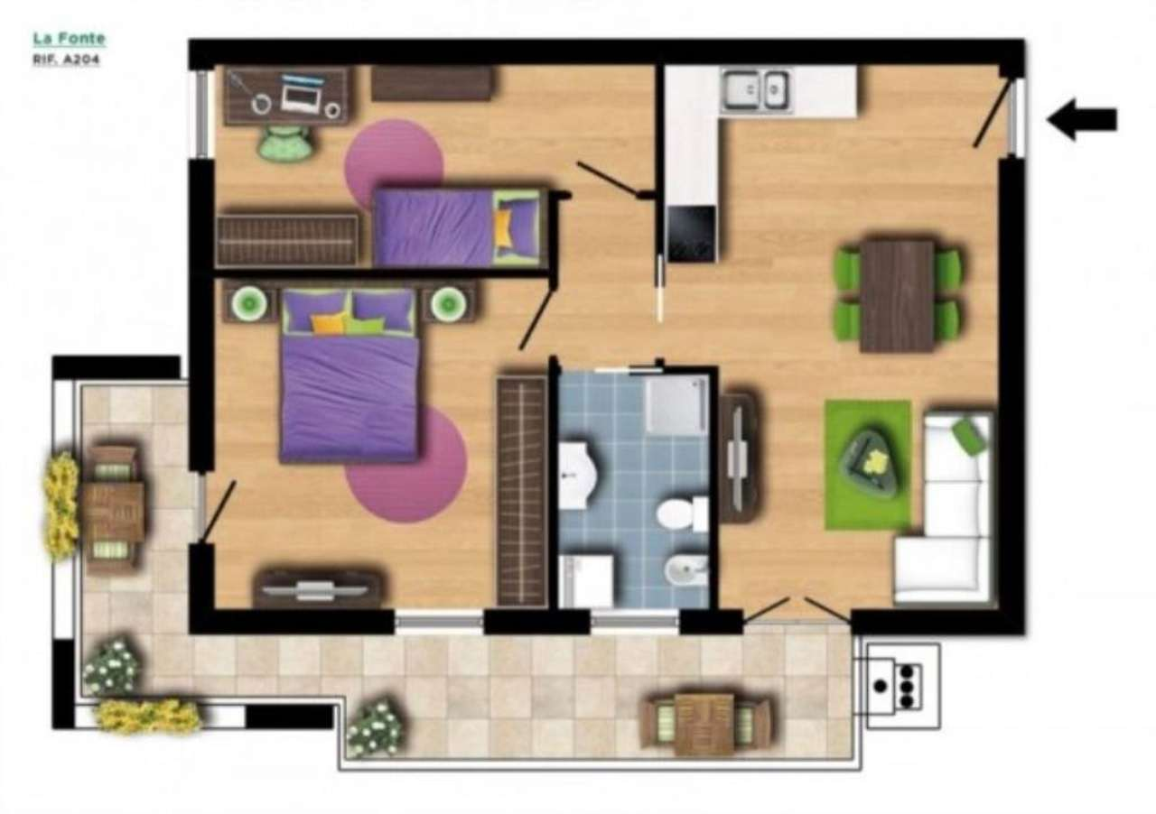 Appartamento  in Vendita a Vigonza