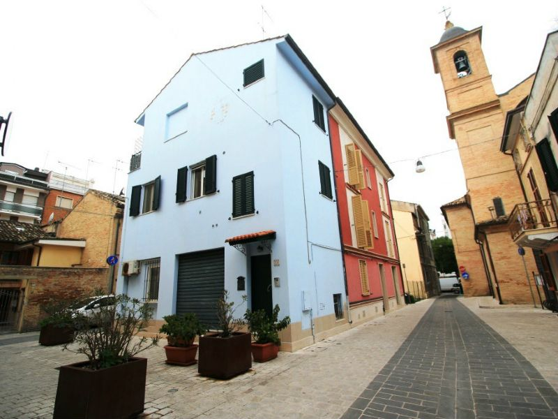 Soluzione Indipendente in vendita a Civitanova Marche, 2 locali, prezzo € 185.000 | Cambio Casa.it