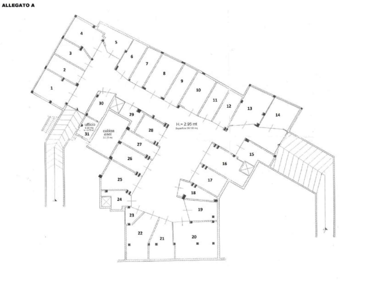 Box / Garage in vendita a Civitanova Marche, 1 locali, prezzo € 15.000 | Cambio Casa.it