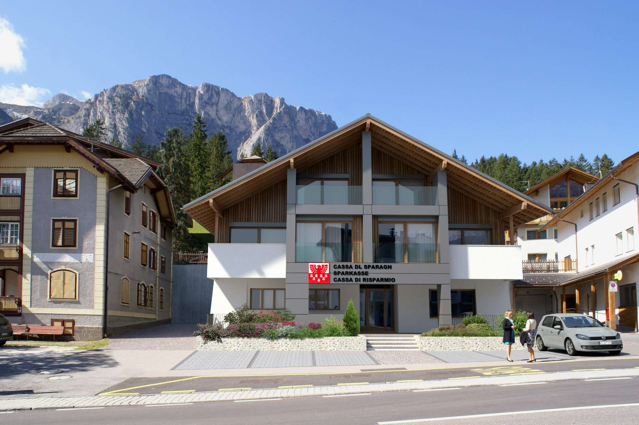 Appartamento in vendita a Badia, 3 locali, Trattative riservate | CambioCasa.it