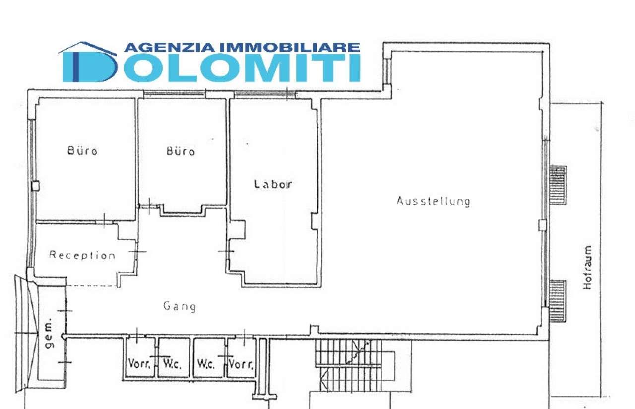 Negozio / Locale in affitto a Bolzano, 5 locali, prezzo € 1.800 | CambioCasa.it