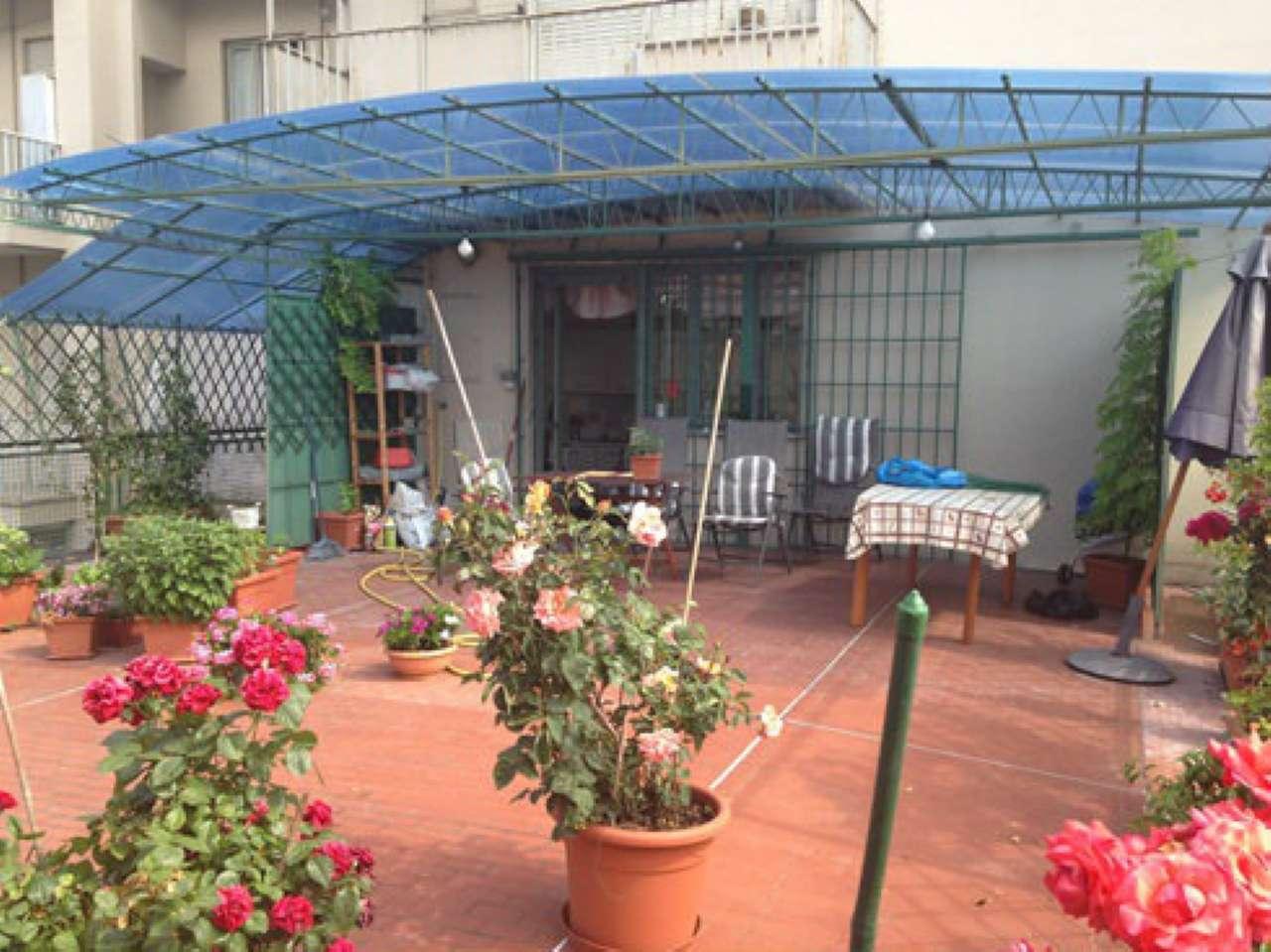 Attico / Mansarda in affitto a Torino, 4 locali, zona Zona: 8 . San Paolo, Cenisia, prezzo € 850   Cambio Casa.it