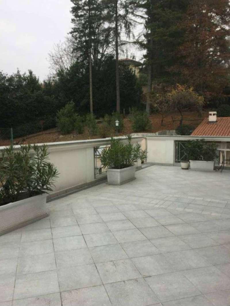 Attico/Mansarda in affitto Zona Precollina, Collina - strada comunale PECETTO Torino