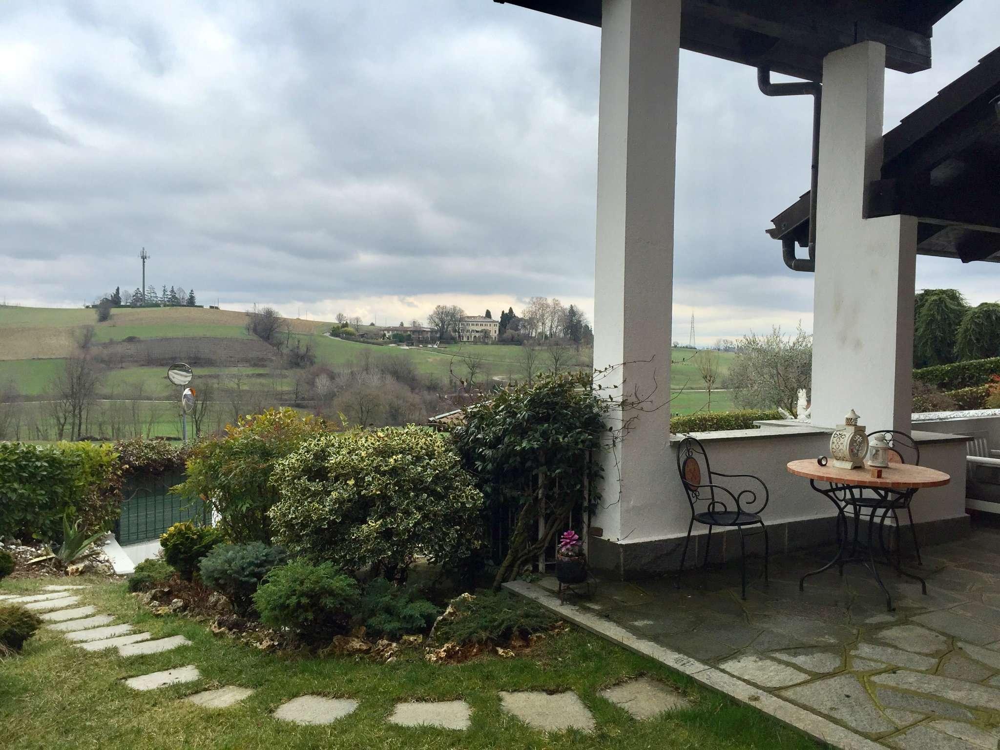 Villetta a Schiera in affitto via BANCHETTE Pino Torinese