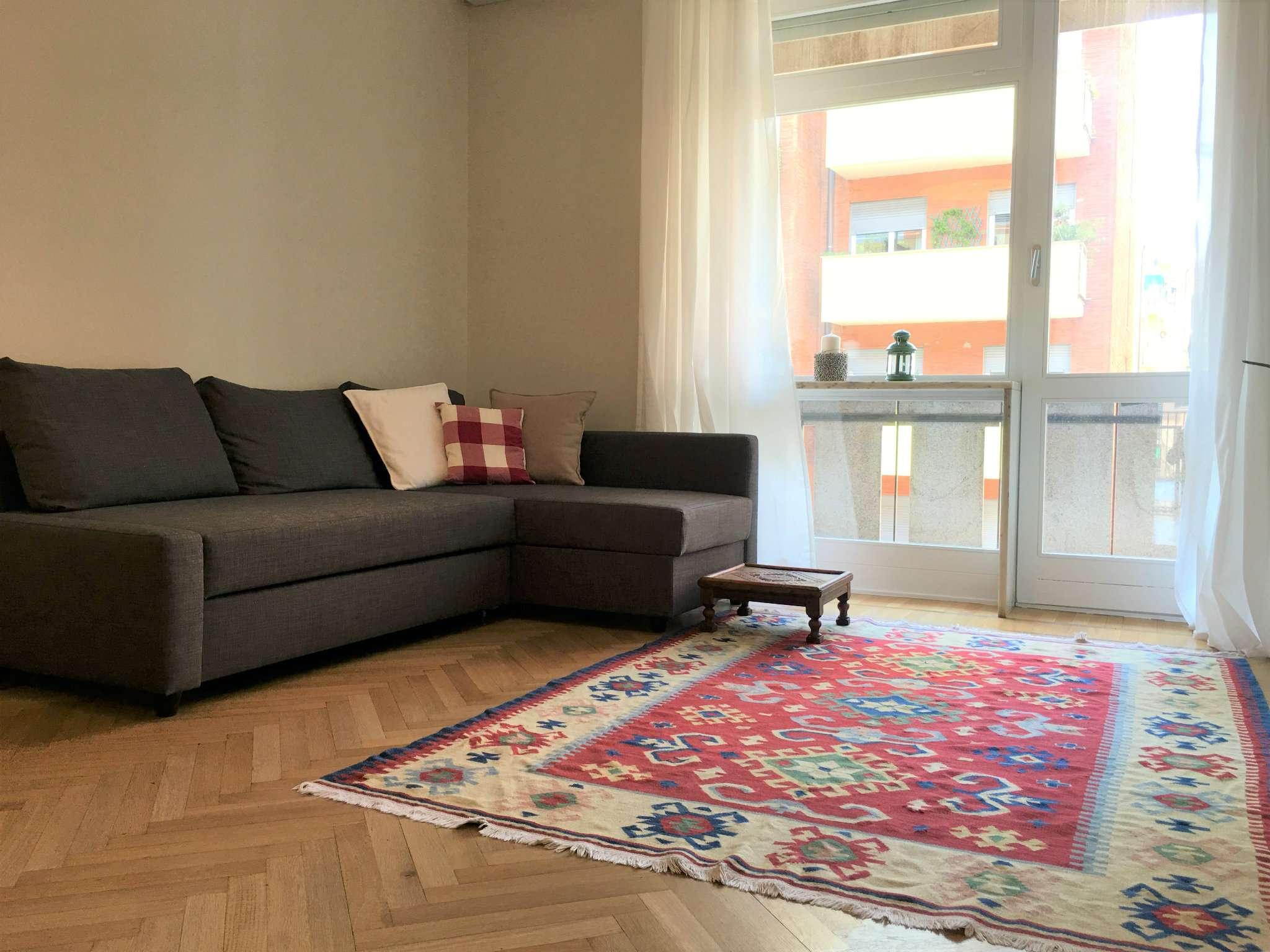 Appartamento in affitto Zona Crocetta, San Secondo - via TORRICELLI Torino