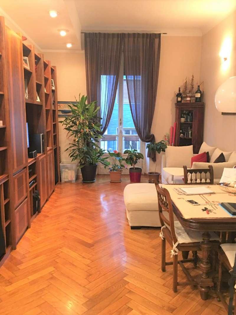 Appartamento in affitto Zona Crocetta, San Secondo - via VESPUCCI Torino