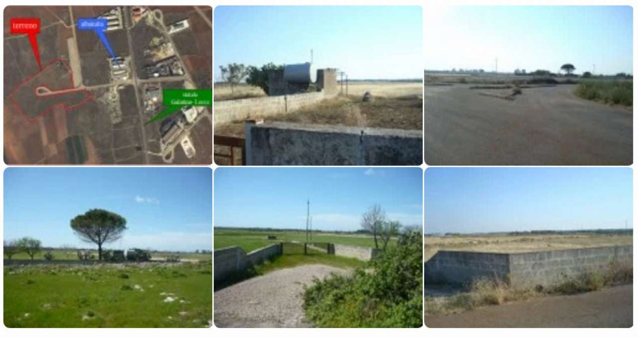 Terreno Edificabile Comm.le/Ind.le in vendita a Galatina, 9999 locali, prezzo € 6 | Cambio Casa.it