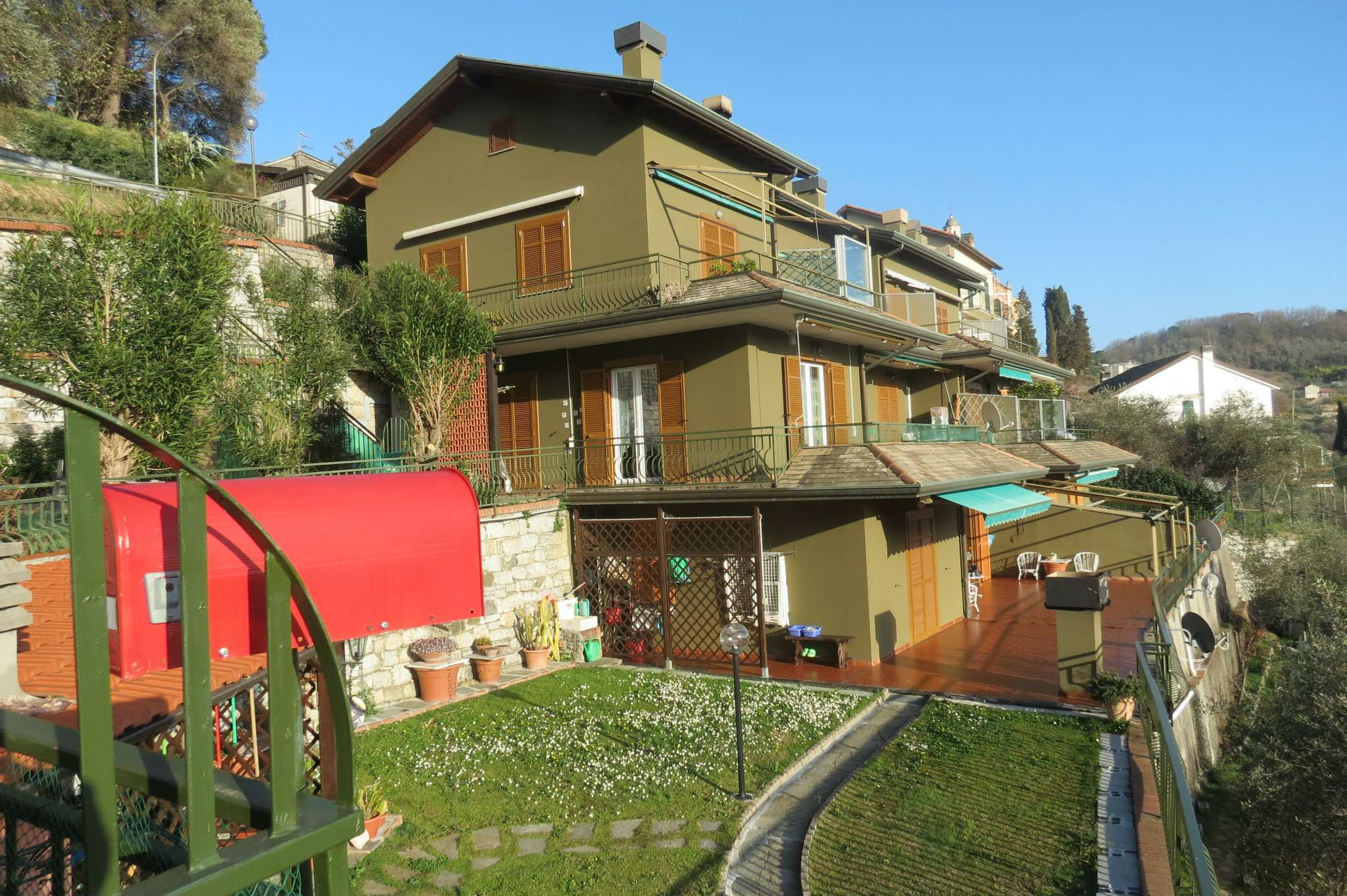 Foto 1 di Appartamento via Fontane, Leivi