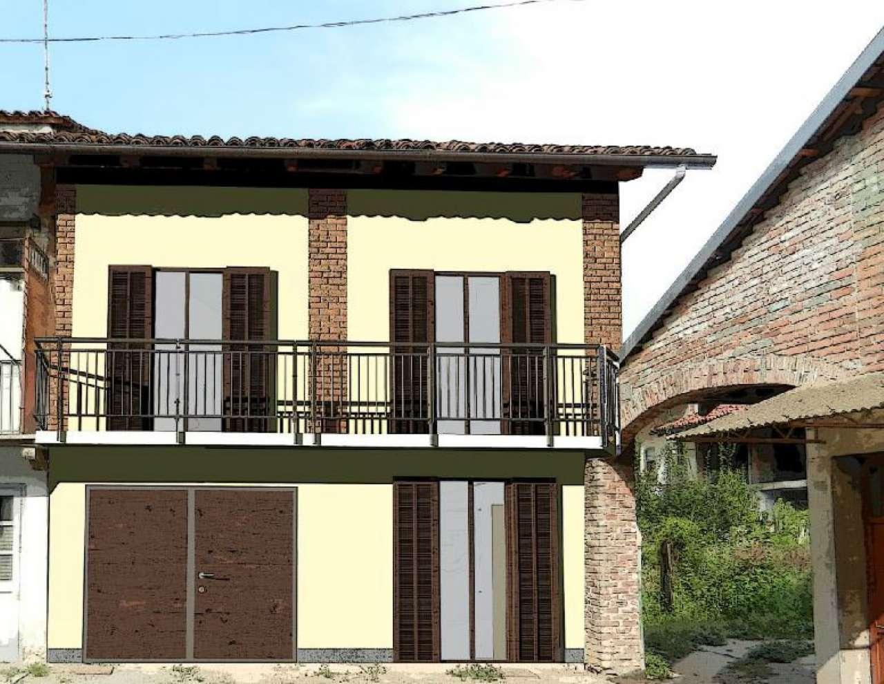 Casa Indipendente in vendita via domenico viano Rivarolo Canavese