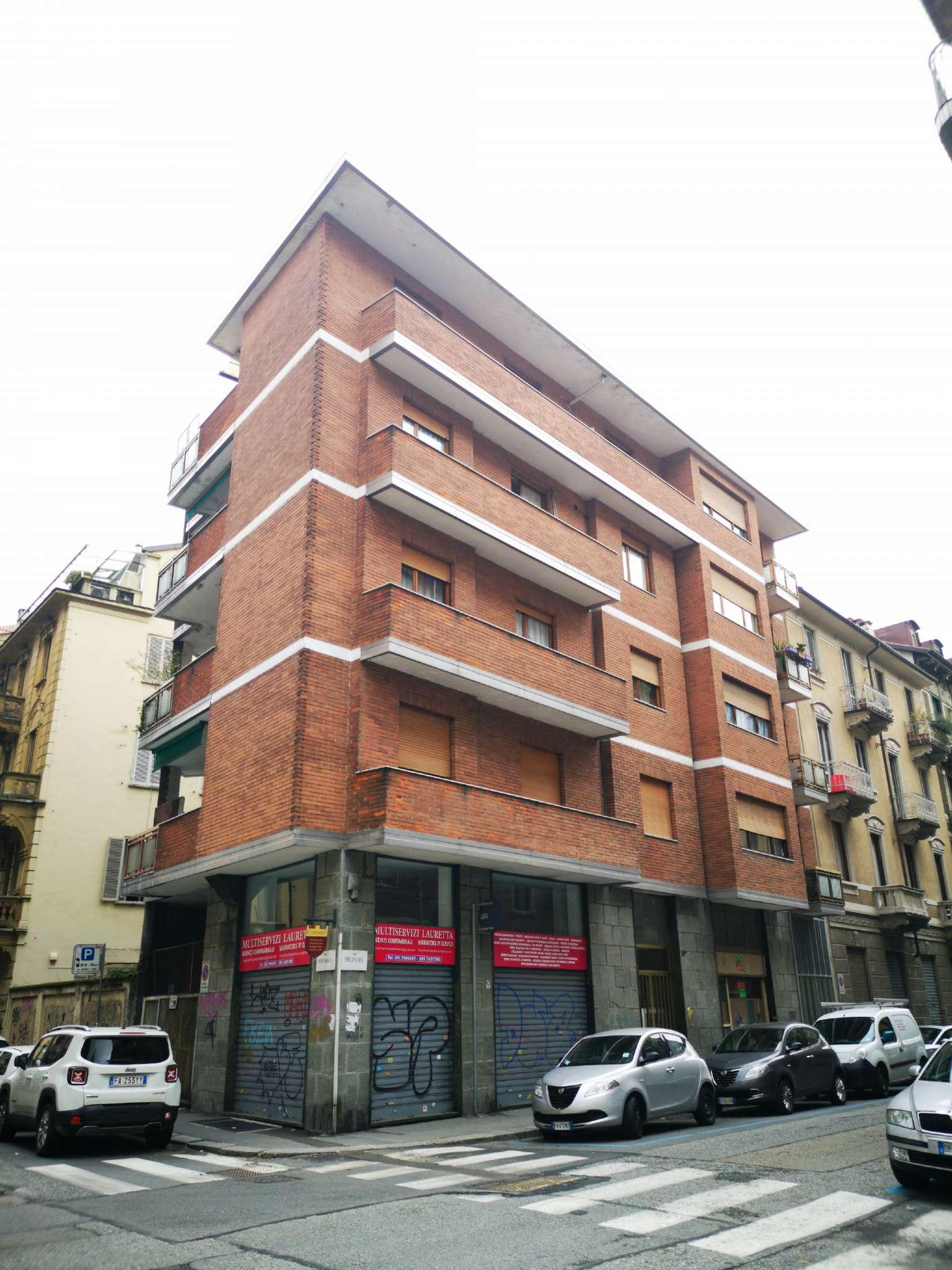 Negozio in affitto Zona San Salvario - via Belfiore Torino