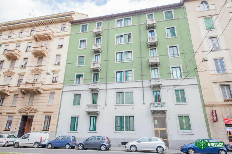 Bilocale Milano Via  Degli Imbriani 10