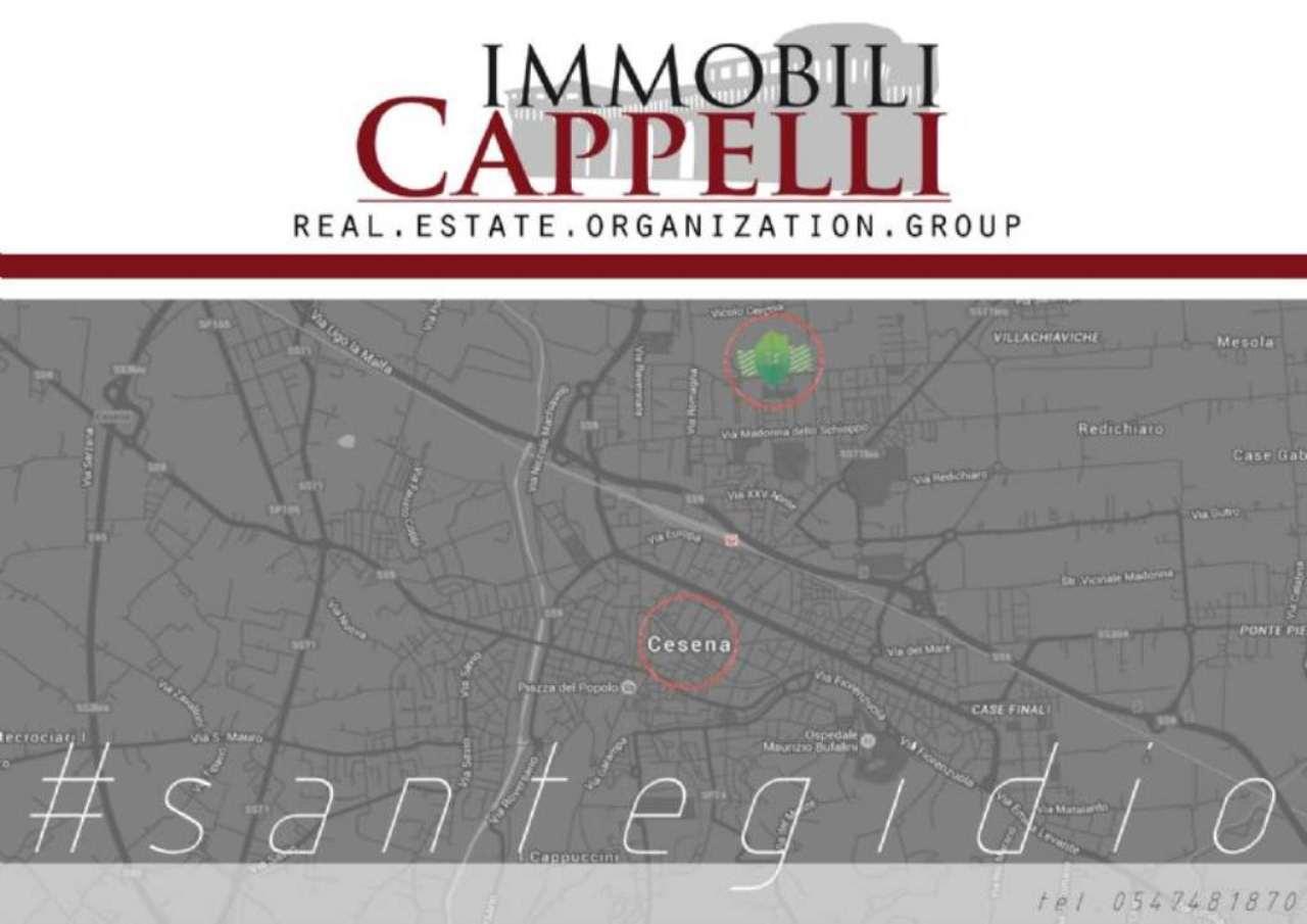 Appartamento in vendita a Cesena, 4 locali, prezzo € 330.000 | CambioCasa.it