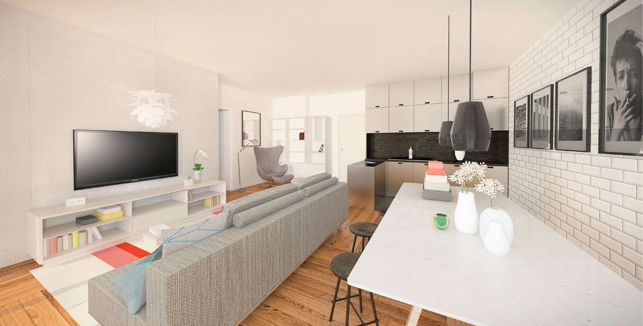 Appartamento in vendita a Cesena, 3 locali, prezzo € 259.000 | CambioCasa.it