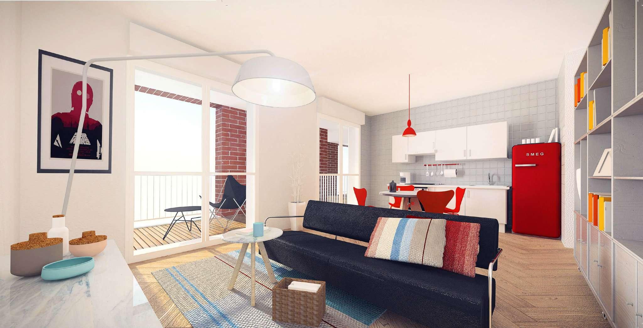 Appartamento in vendita a Cesena, 2 locali, prezzo € 230.000 | CambioCasa.it