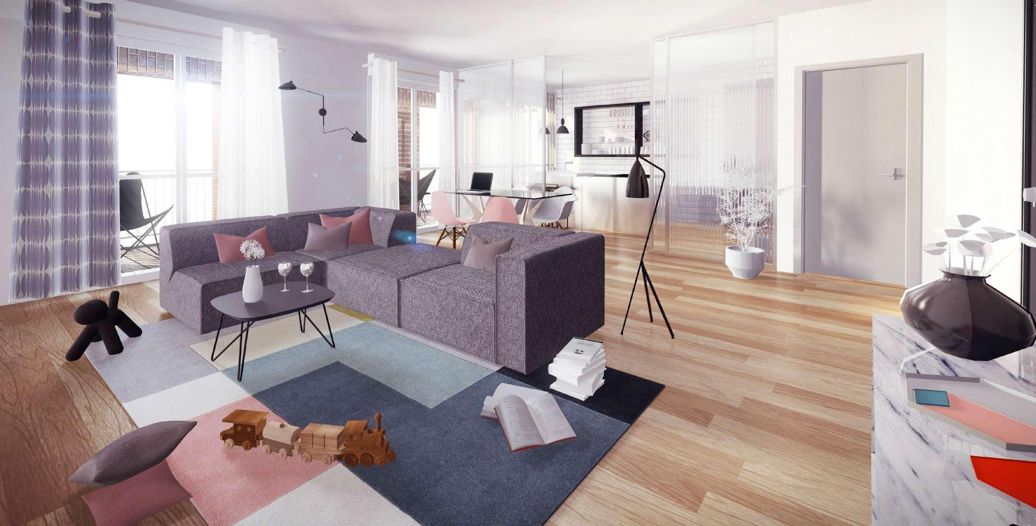 Appartamento in vendita a Cesena, 2 locali, prezzo € 196.000   CambioCasa.it