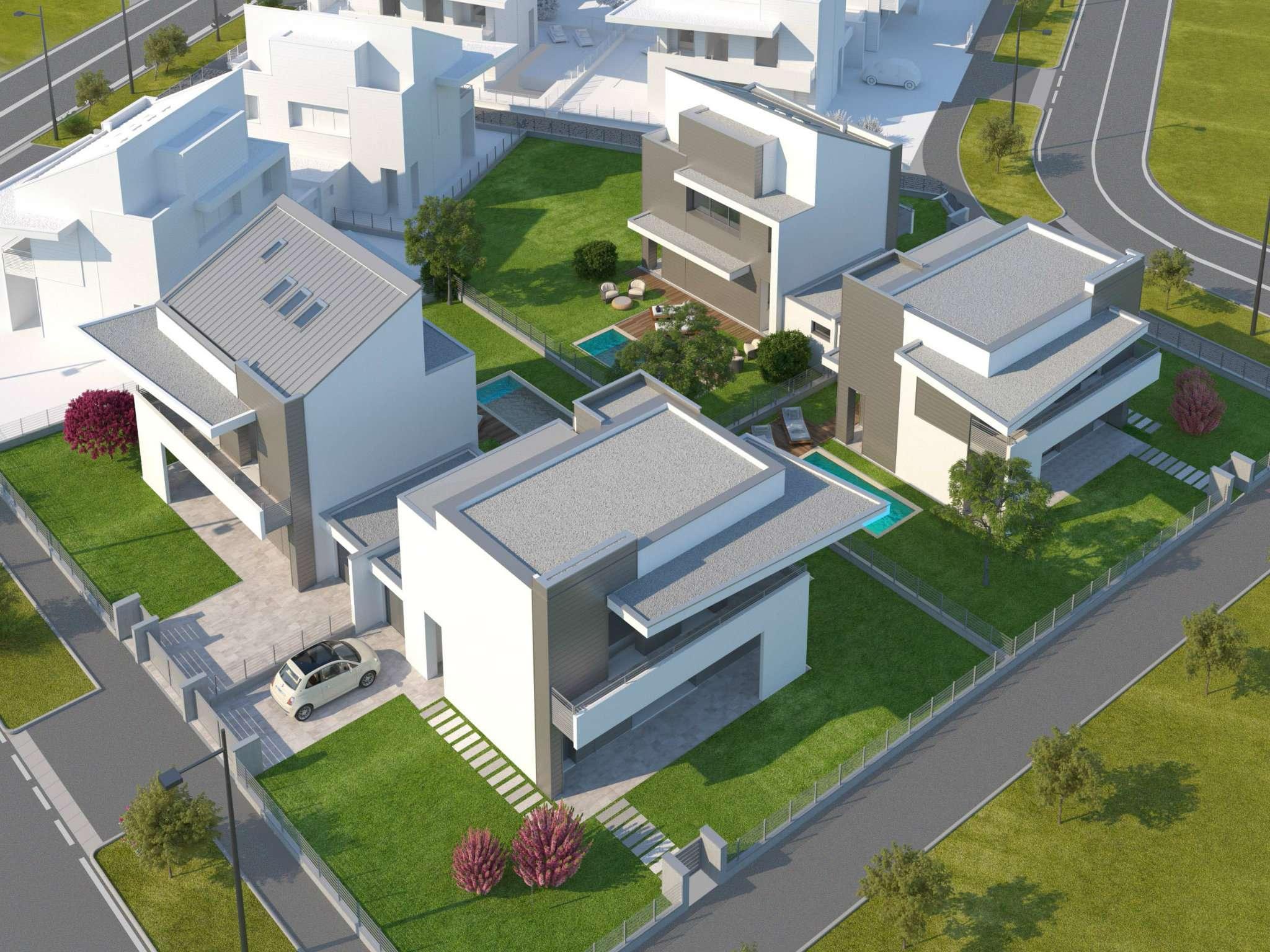 Villa Bifamiliare in vendita a Cesena, 4 locali, prezzo € 395.000 | CambioCasa.it