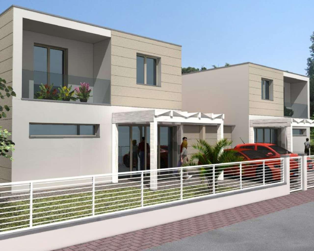 Villa in vendita a Forlimpopoli in Via Italo Calvino