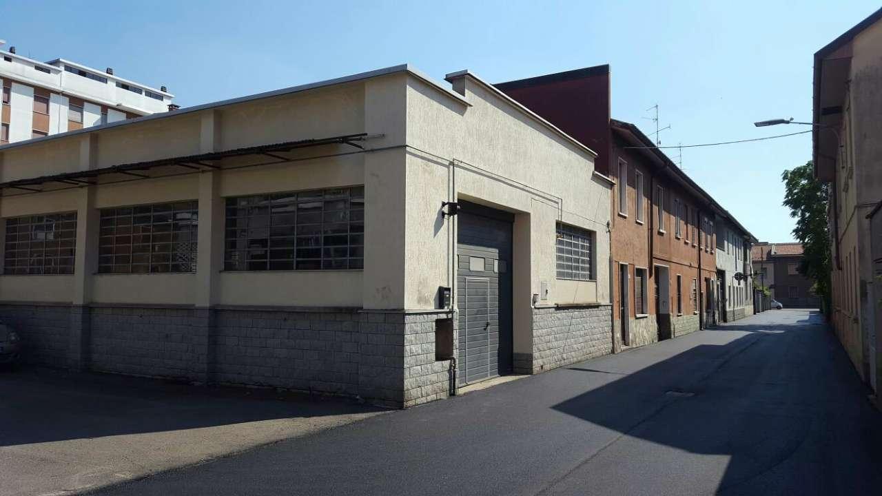 Capannone in vendita a San Vittore Olona, 6 locali, prezzo € 198.000 | Cambio Casa.it