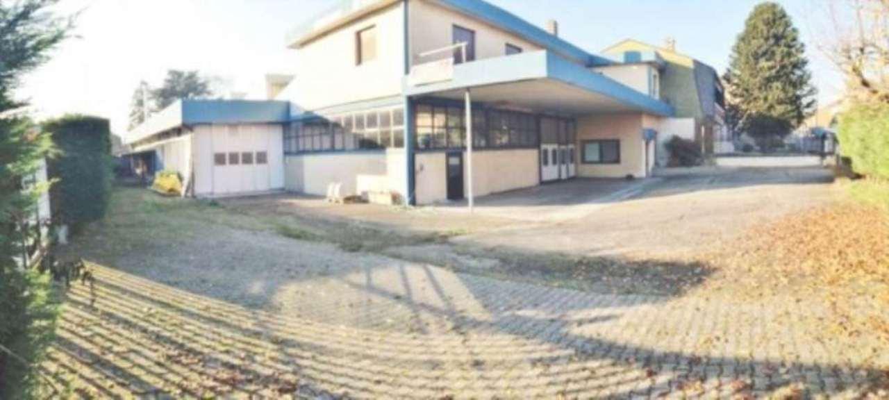 Capannone in vendita a Lissone, 6 locali, prezzo € 700.000 | Cambio Casa.it