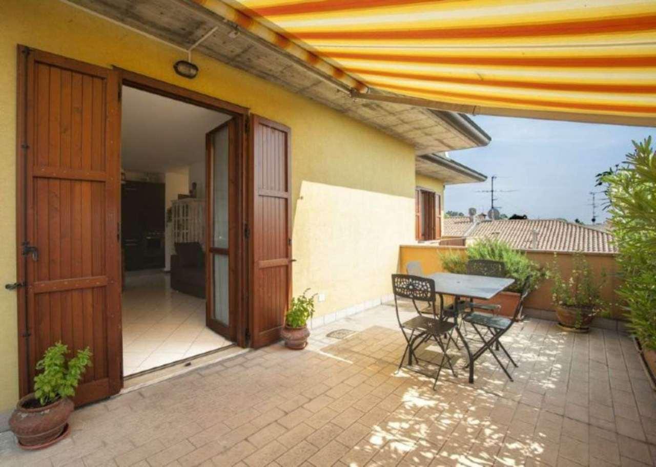 Eurostudio immobiliare tre a mazzano casa for Attico bergamo vendita