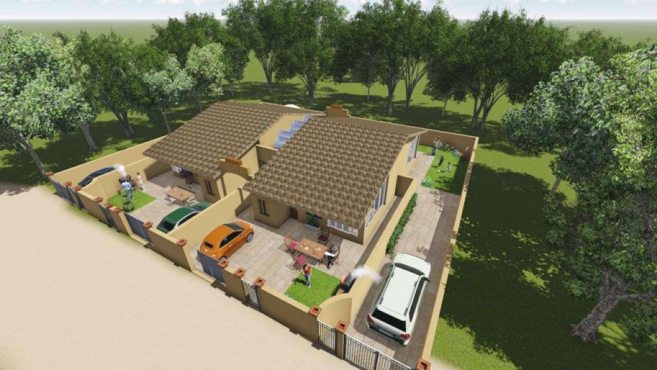 Villa Bifamiliare in vendita a Paitone, 5 locali, prezzo € 170.000 | Cambio Casa.it