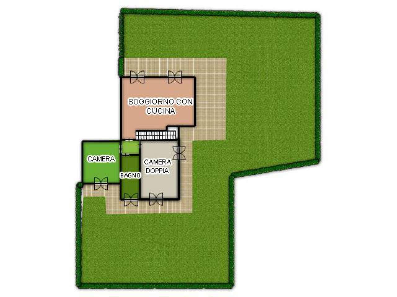 Appartamento in vendita a Givoletto, 3 locali, prezzo € 290.000 | Cambio Casa.it