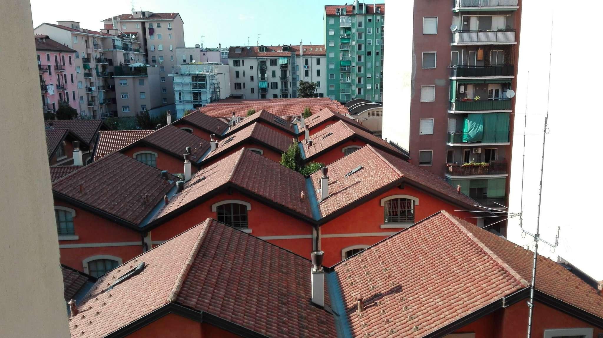 Bilocale Milano Via Villoresi 13