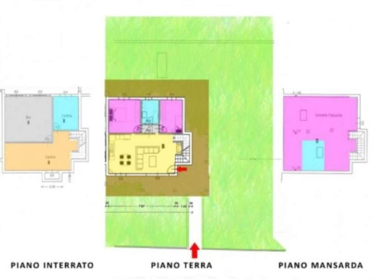 Villa in vendita a Fara Gera d'Adda, 9999 locali, prezzo € 335.000 | Cambio Casa.it