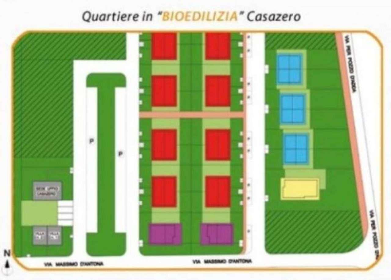 Terreno Edificabile Residenziale in vendita a Cassano d'Adda, 9999 locali, prezzo € 75.000 | Cambio Casa.it