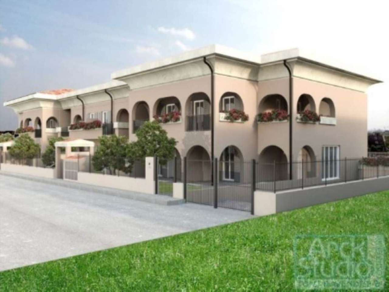 Appartamento in vendita a Inzago, 9999 locali, prezzo € 135.000 | Cambio Casa.it