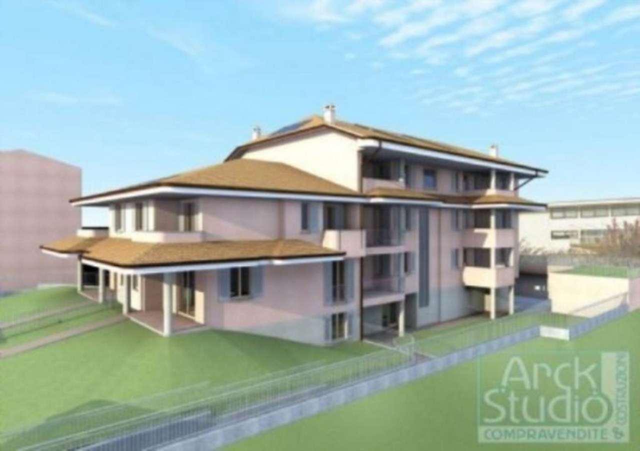Appartamento in vendita a Liscate, 2 locali, prezzo € 157.700 | Cambio Casa.it