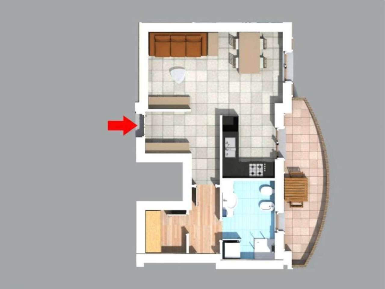Appartamento in vendita a Inzago, 1 locali, prezzo € 108.000 | Cambio Casa.it