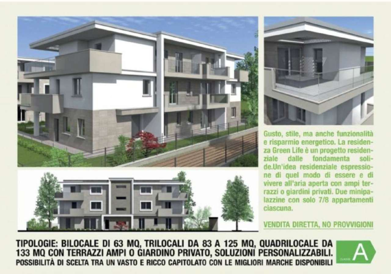 Bilocale Melzo Via Cassano D'adda 11