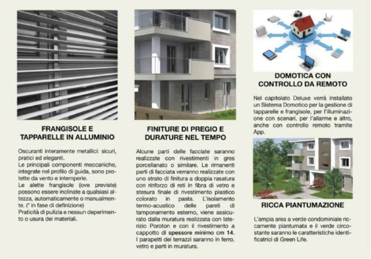Bilocale Melzo Via Cassano D'adda 13