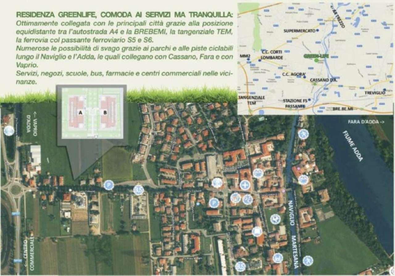 Bilocale Melzo Via Cassano D'adda 8