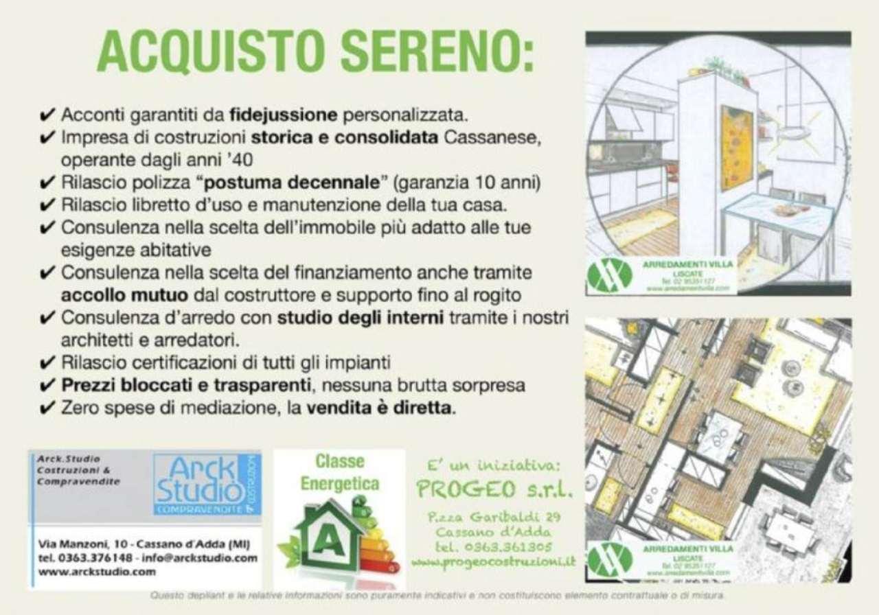 Bilocale Melzo Via Cassano D'adda 9