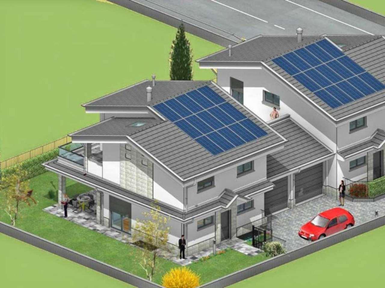 Villa in vendita a Cassano d'Adda, 5 locali, prezzo € 405.000 | CambioCasa.it