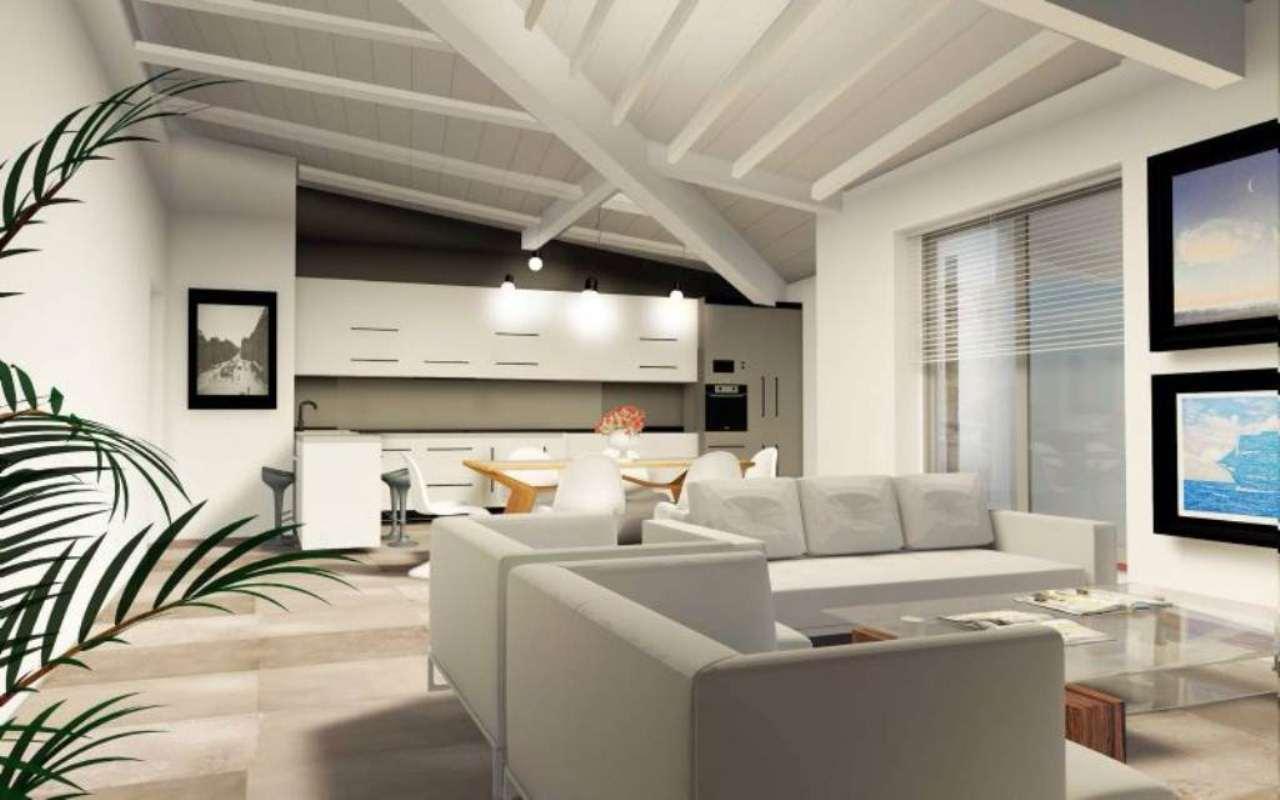 Attico / Mansarda in vendita a Treviglio, 4 locali, prezzo € 285.000 | CambioCasa.it