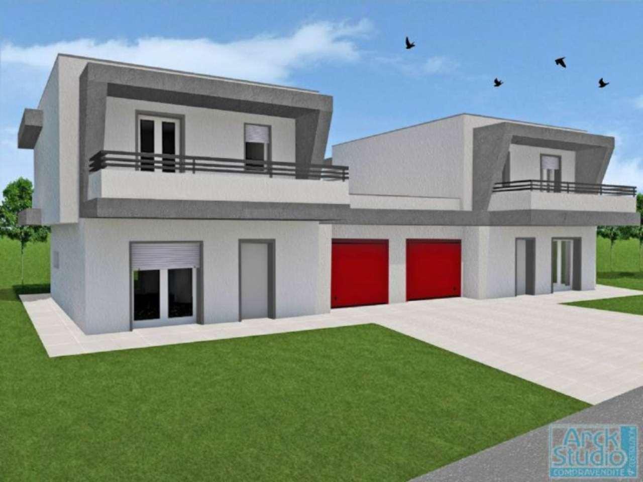 Villa in vendita a Casirate d'Adda, 4 locali, prezzo € 270.000   Cambio Casa.it