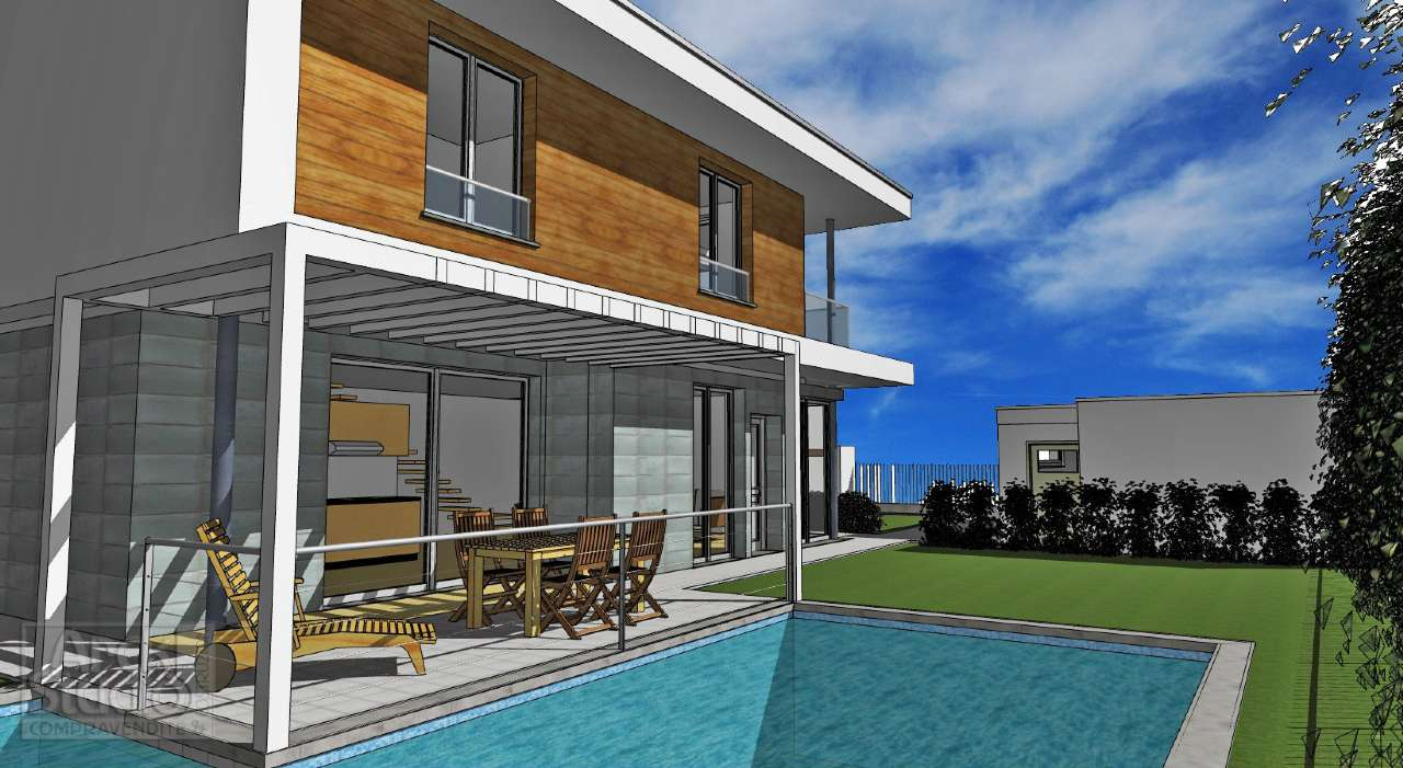 Villa in vendita a Inzago, 4 locali, prezzo € 530.000 | CambioCasa.it