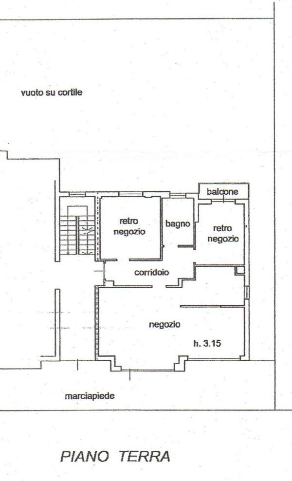 Negozio / Locale in affitto a Soresina, 3 locali, prezzo € 550 | Cambio Casa.it