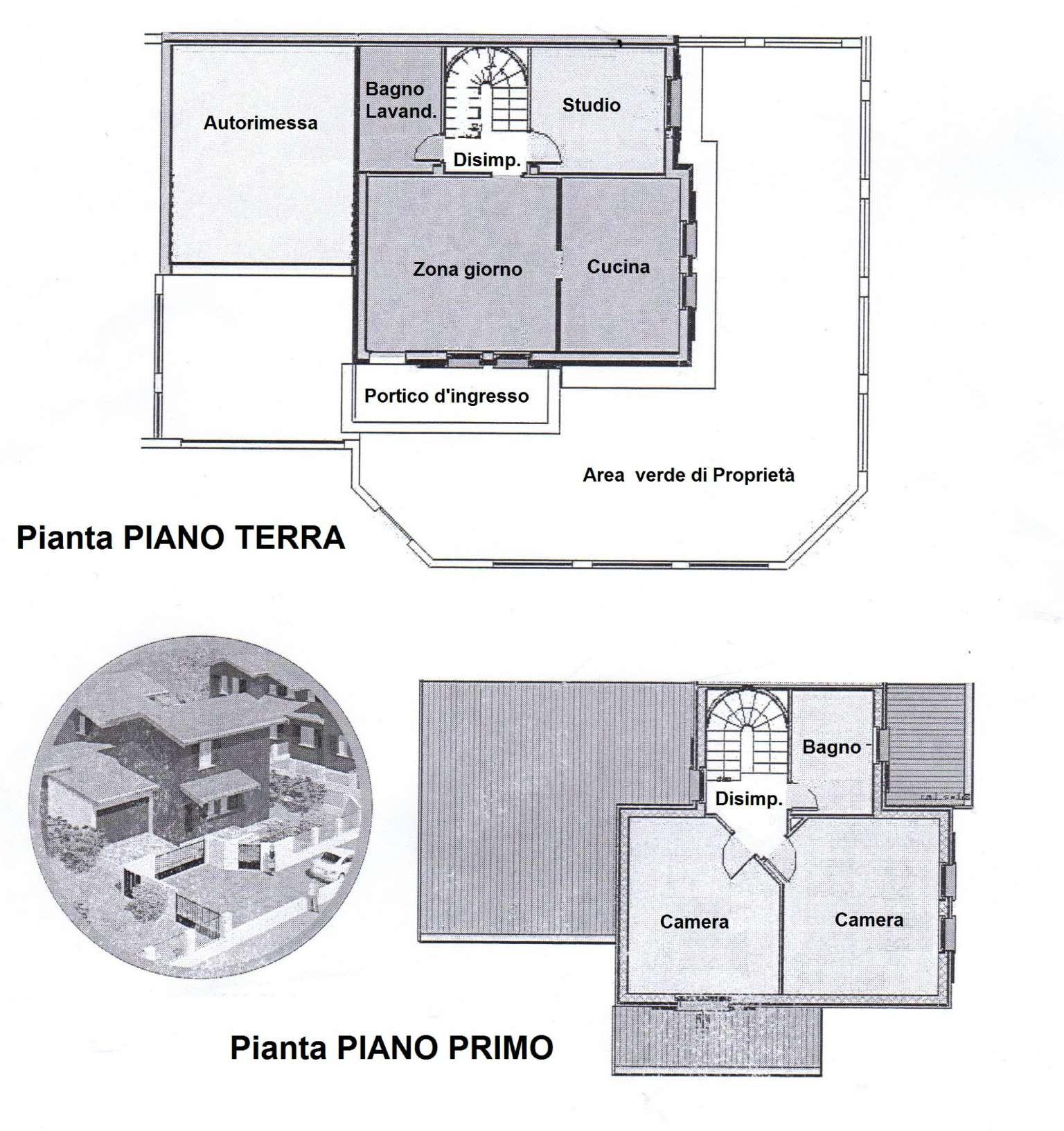 Villa Bifamiliare in Vendita a Soresina