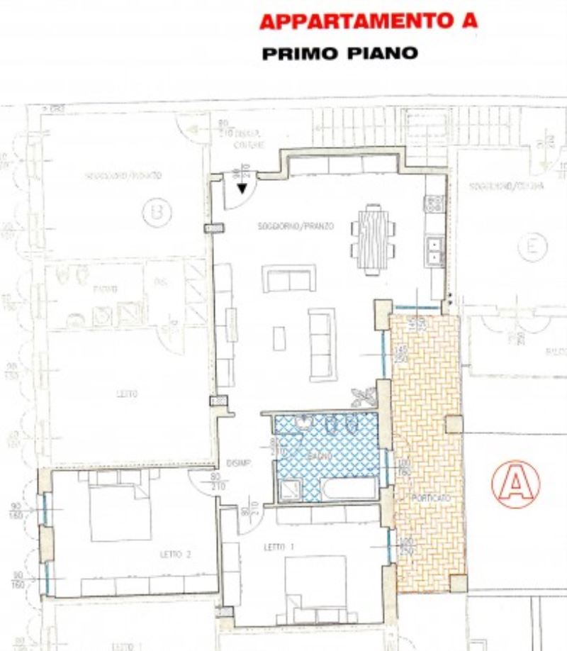 Appartamento in vendita a San Bassano, 3 locali, prezzo € 175.000 | CambioCasa.it