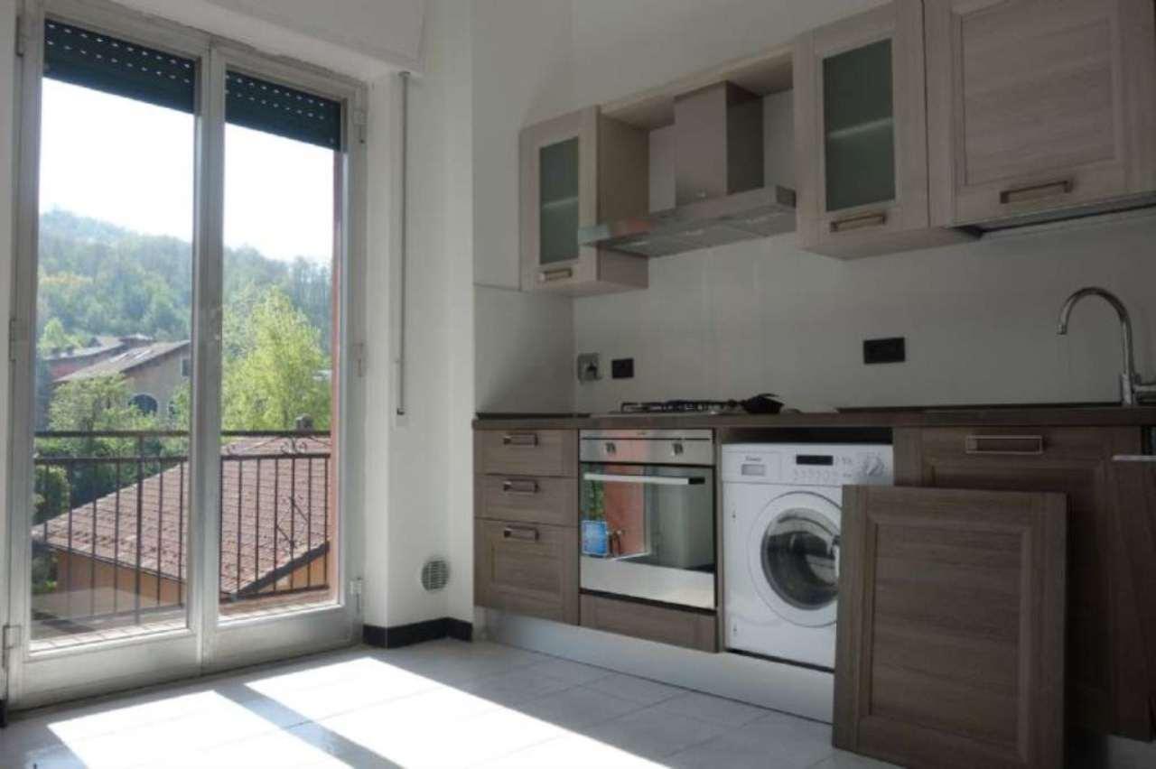 Appartamento in vendita a Savignone, 3 locali, prezzo € 99.000 | Cambio Casa.it