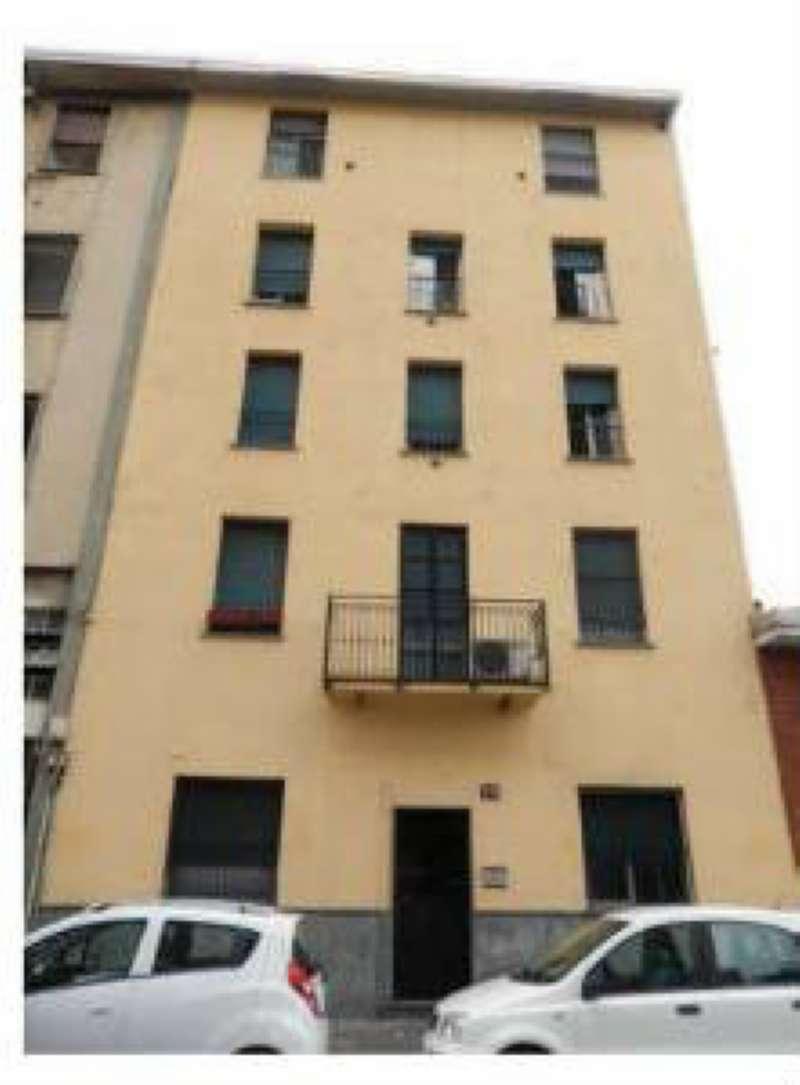 Appartamento in Vendita a Milano 20 Bicocca / Crescenzago / Cimiano: 2 locali, 58 mq